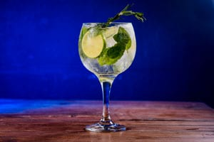 Drink Tanqueray Tonic